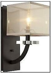 Lighting Interiors & More 134 5881 1 Light Wall Sconce