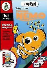 Disney Pixar LeapFrog LeapPad Finding Nemo