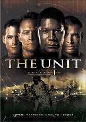 "COFFRET 4 DVD ""THE UNIT"" SAISON 1"