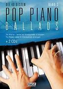 Pop Piano Ballads