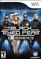 Like New! The Black Eyed Peas Experience Wii Dance Game