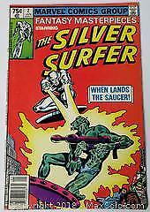 Silver Surfer Issue Number 2