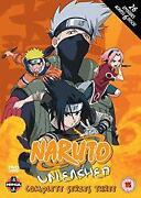 Naruto Unleashed Complete Series