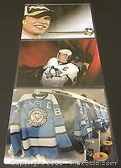 Lot of 3 Sidney Crosby 8 x 10 Photographs
