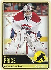 MONTREAL CANADIENS team set 2012-13 O-Pee-Chee (18 hockey cards)