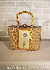 1950s ladies purse
