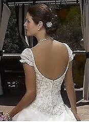 Gorgeous Brand New Wedding Dress (Never Worn) £295 ovno