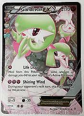 Pokemon EX Foil Card