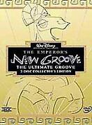 The Emperor's New Groove DVD