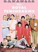 The Royal Tenenbaums DVD