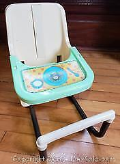 1983 Cabbage Patch Kids Booster Seat