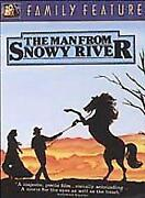 The Man from Snowy River DVD
