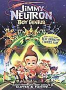 Jimmy Neutron Boy Genius DVD