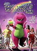 Barney's Great Adventure DVD