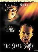 The Sixth Sense DVD