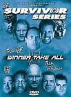 WWF Survivor Series DVD