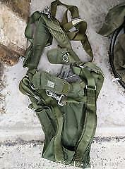 Military Harness and bag