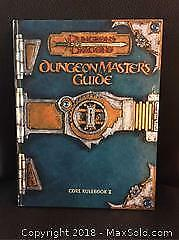 Dungeons And Dragons DM Guide