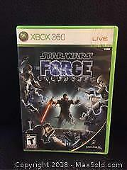 Star Wars Video Game for Xbox360