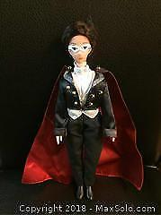Vintage Sailor Moon Doll Tuxedo Mask (1996)