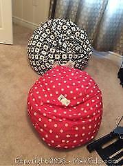 Bean Bag Chair B