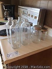Vintage Glass-A