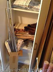 Storage Cabinet And Contents B