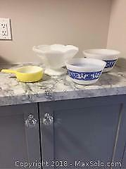 Mixed Lot Of Vintage Collectable Kitchen Ware