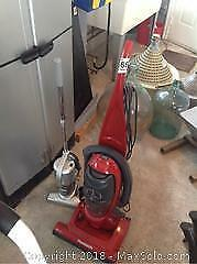 Vacuum Cleaners- A