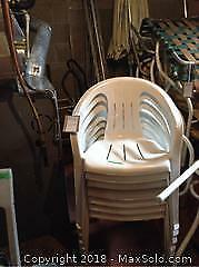 Plastic Lawn Chairs A