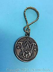 Old Smith and Wesson Key Chain Fob