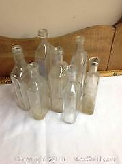 Old Pharmaceutical Bottles