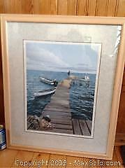 W.D.Ward Limited Edition Print Signed Number 146