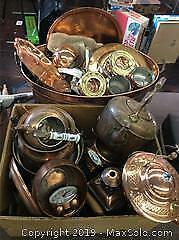Large Copper Lot