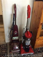 2 Vacuums - B