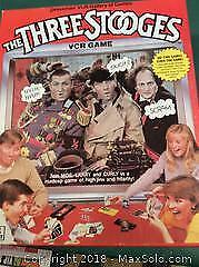 Trumps The Apprentice And Three Stooges Games