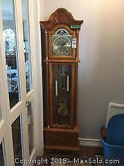 Grandfather Clock - C