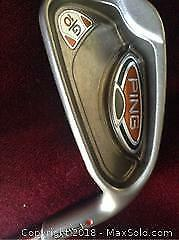 Ping 7 Iron Red Dot Golfing Right Hand