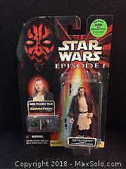 Star Wars Figure 1999 Qui-Gon (New)