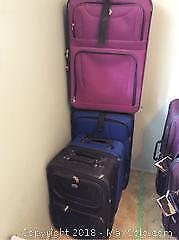 Assortment Of Luggage A