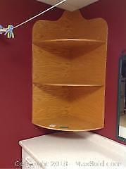 Corner Shelf- B