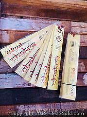 2 sets of Chakra Collection Incense