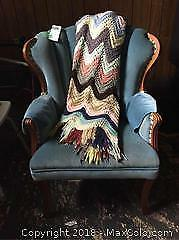 Wingback Chair C
