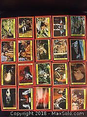 Lot of 40 Star Wars Trading Cards (1983) - 1