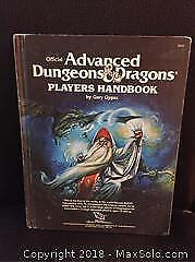 Dungeons And Dragons PH (1978)