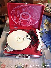 D Jay Record Player