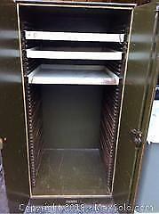 Gun Safe Metal Cabinet With Locking Doors C