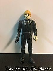 Vintage Star Wars Luke Figure (1983)