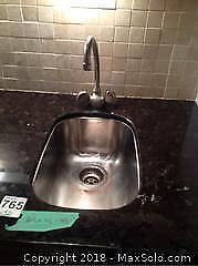 Blanco Bar Sink And Faucet C