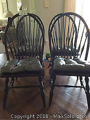 Restoration Hardware Chairs